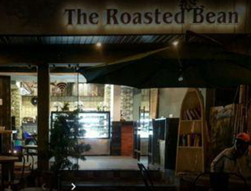 The Roasted Bean Pune, best cafe in pune