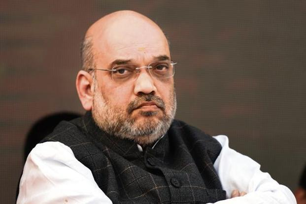 BJP President Amit Shah, Minister of Home Affairs,Top 5 Powerful Politicians Amit Shah, amit shah