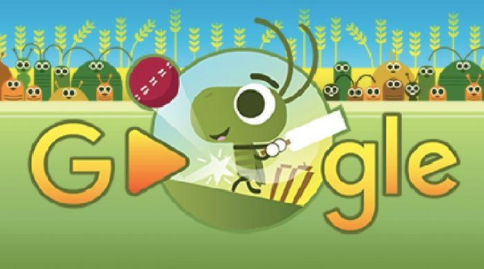 Cricket, Play Google Doodles, google doodles cricket game