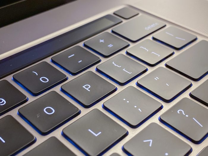 Apple Launches MacBook Pro With Magic Keyboard