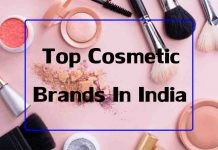 Cosmetic Brands In India, Best Cosmetic Brands In India, top Cosmetic Brands In India