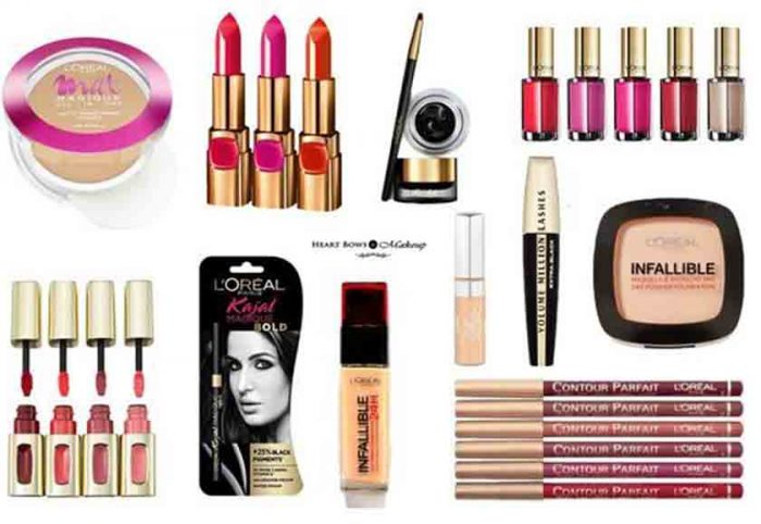 Cosmetic Brands In India, L'oreal Cosmetic India