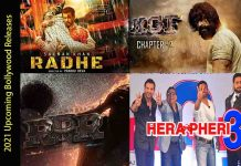 2021 Upcoming Bollywood Releases