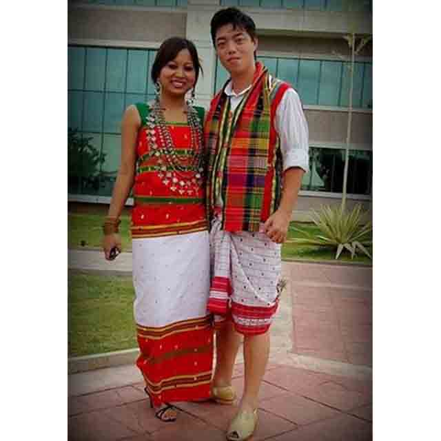 Arunachal Pradesh traditional dress, Traditional Dresses of India