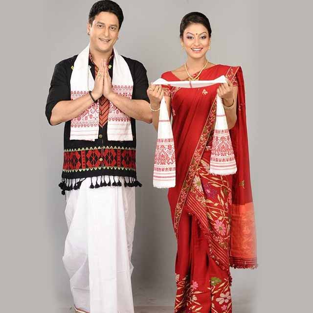 Assam traditional dress