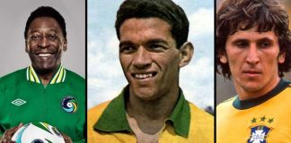 Best Brazilian Footballers