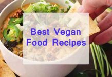 Best Vegan Food Recipes