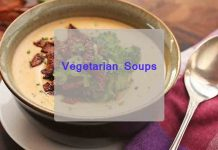 Top 8 vegetarian soup recipes