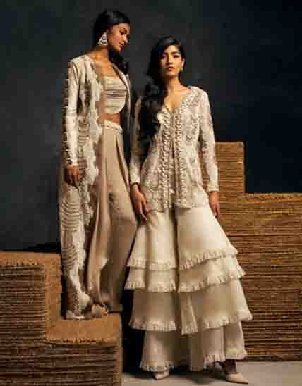 Bridal Wear Ideas For Unconventional Brides To Be.