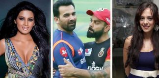 Cricketer Affairs with Bollywood Actress