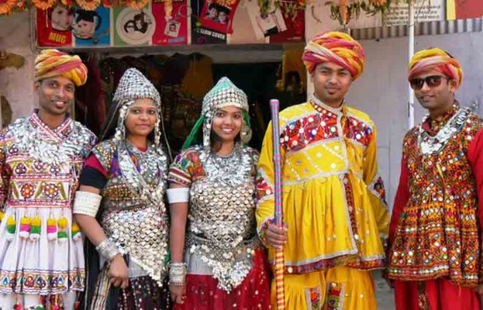 Gujarat traditional dress, Traditional Dresses of India