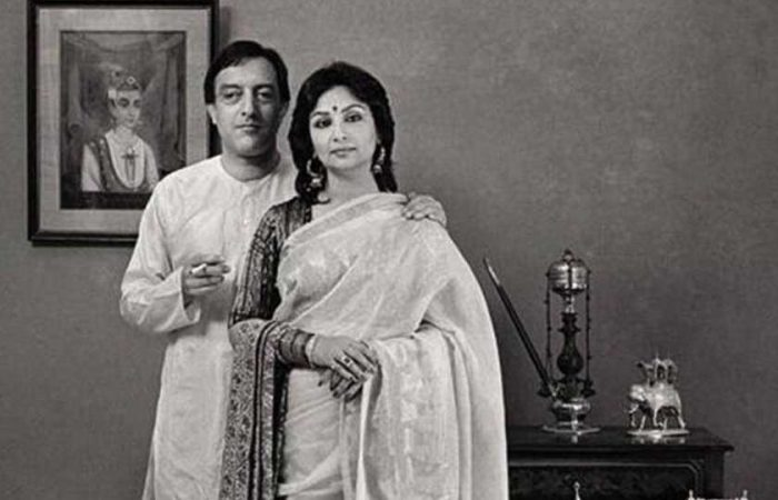 Mansoor Ali Khan Pataudi and Sharmila Tagore love story, Cricketer Affairs with Bollywood Actress