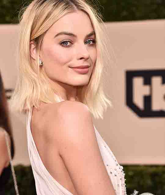 Margot Robbie, Top 5 Hollywood Actresses