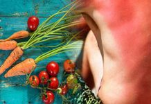 Tips and Foods For Protection from Sunburn