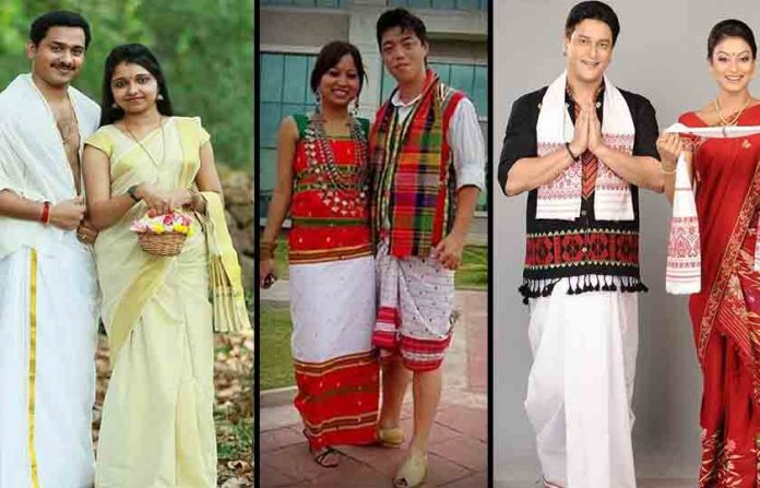 Traditional Dresses of India