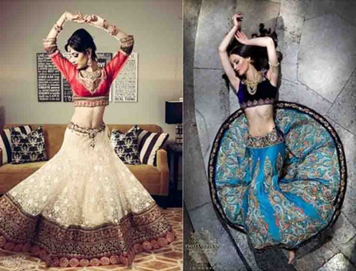 Unconventional Brides, Bridal Wear Ideas For Unconventional Brides To Be.