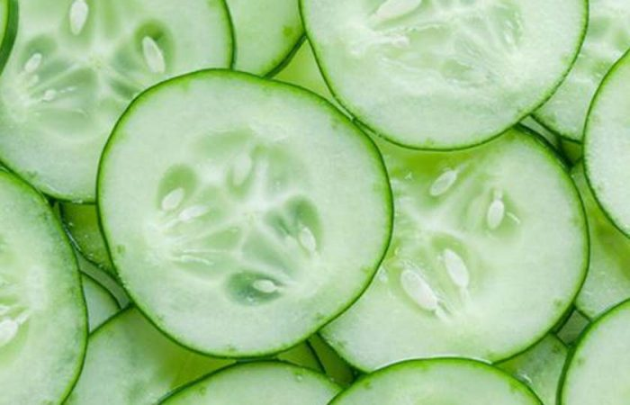 Cucumber Face Mask for Glowing Skin