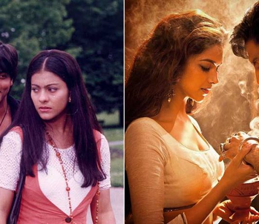 Favorite Love Story Movies of Bollywood