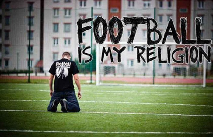 It is A Religion Not just a Game