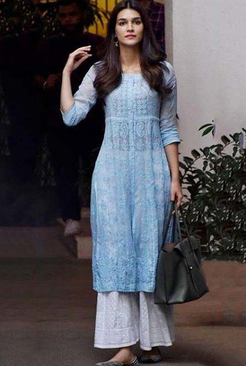 Kriti Sanon, 5 ways to flaunt the color purple this Diwali