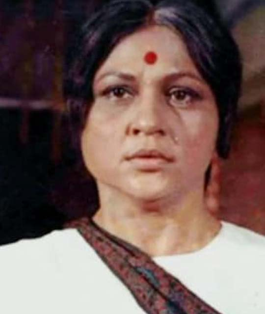 Nirupa Roy, Played the Role of Mother in Bollywood Movies