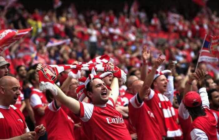 #6 Watching You Favorite Team Score, Is The Best Feeling Ever
