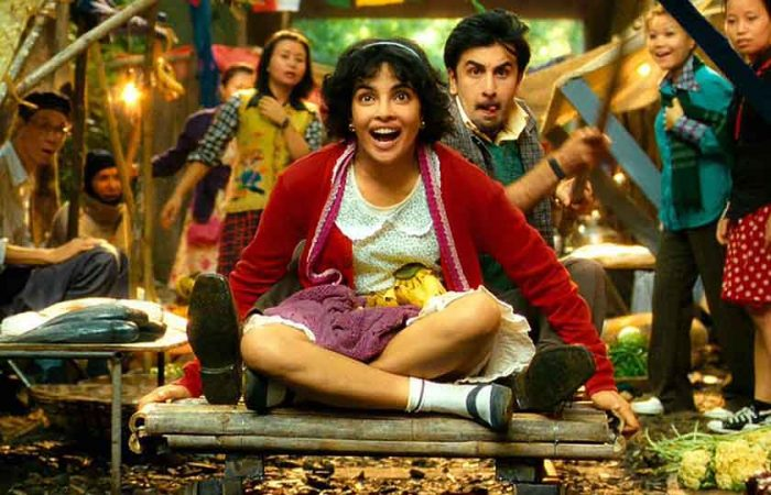 barfi movie, All-Time Favorite Love Story Movies of Bollywood