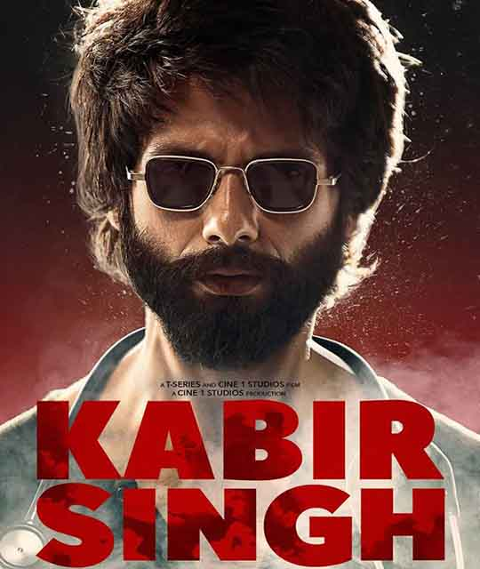 Kabir Singh, Movies of Bollywood About College Life