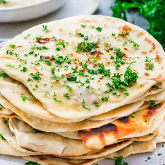Naan, Indian Food Popular In The World