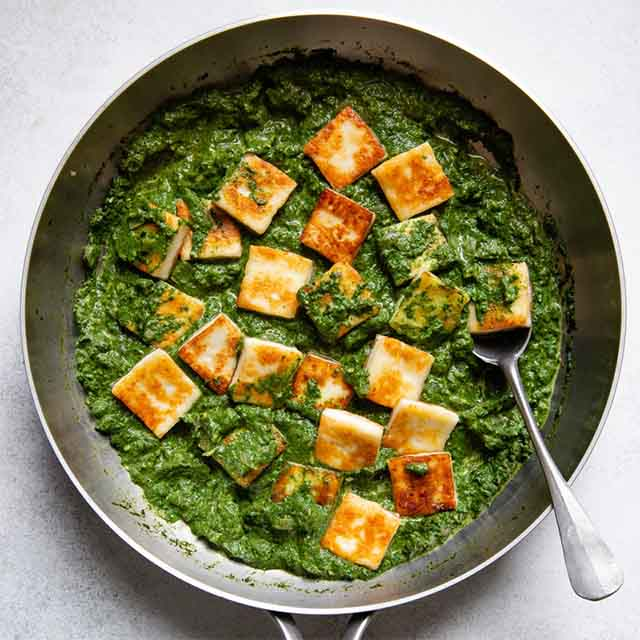 Palak Paneer, Indian Food Popular In The World