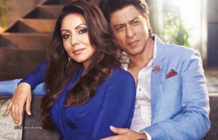 SHAHRUKH KHAN AND GAURI KHAN, Most Expensive Valentine Gifts in Bollywood