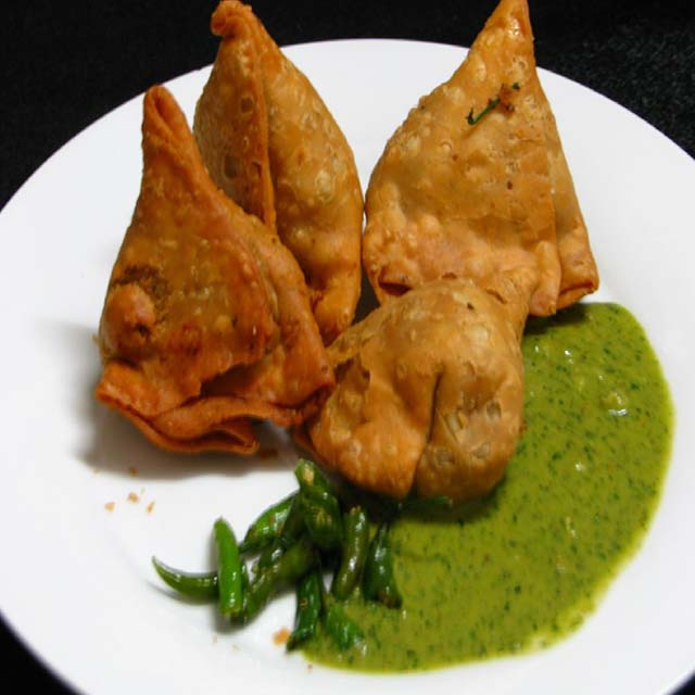 indian food famous in world, Samosa