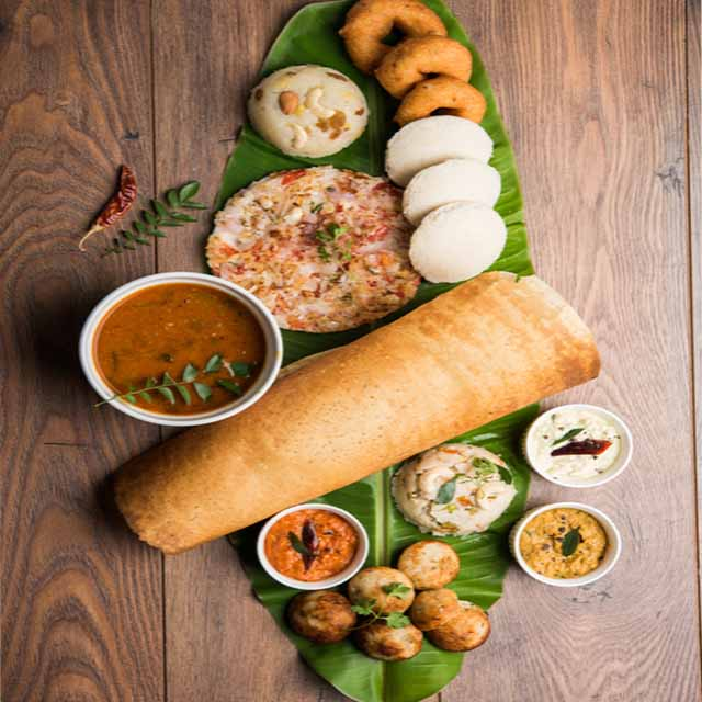 South Indian Food, Indian Food Popular In The World