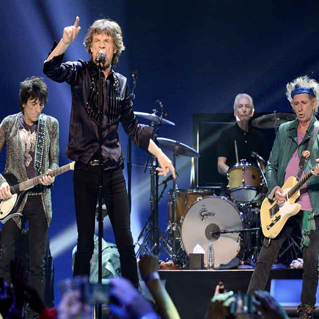 The Rolling Stones Bands