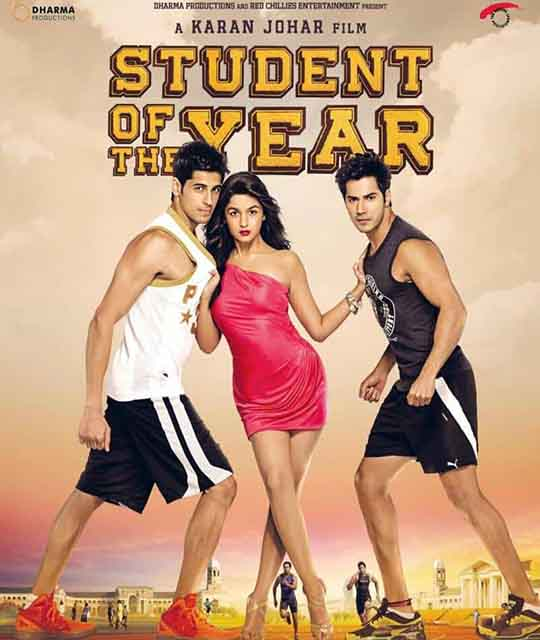 The student of the year