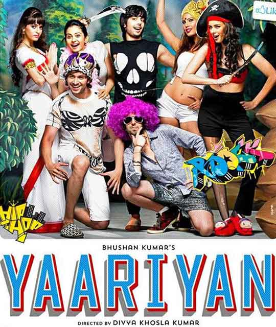 Movies of Bollywood About College Life