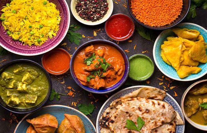Indian Food Popular In The World