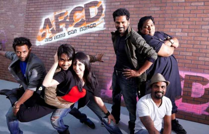 ABCD ANY BODY CAN DANCE, Bollywood Movies Based on Dance