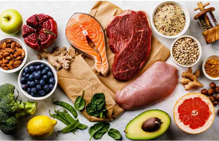Natural Food and Balanced Diet
