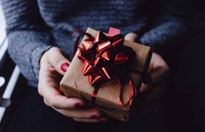 Present a Secret Token of Love to Your Special Someone